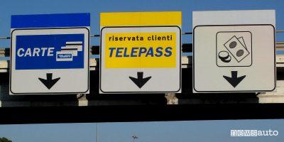 Pedaggio autostradale, aumento dal 1° agosto 2021?