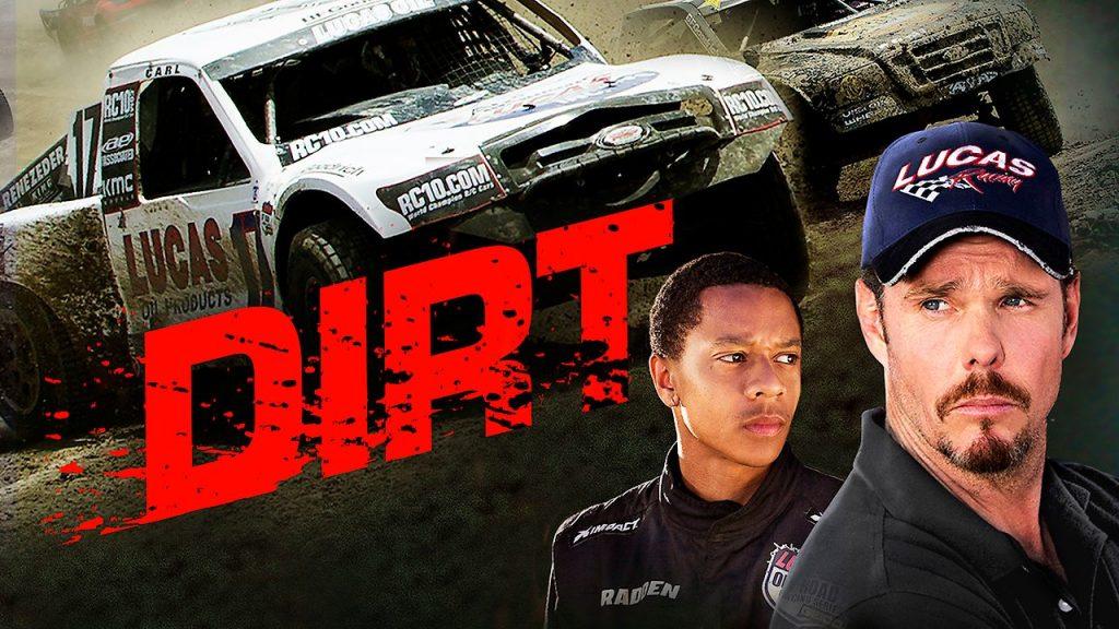 DIRT TRACK RACING film