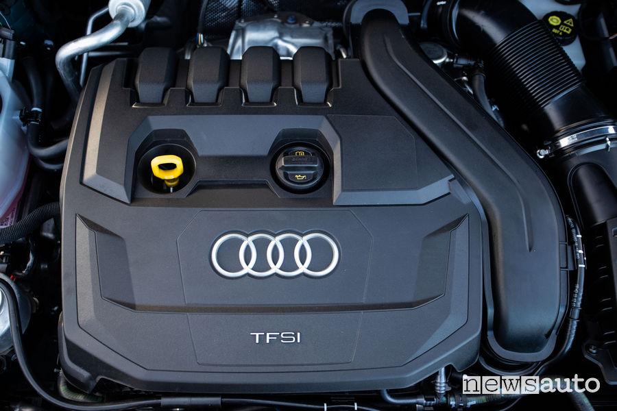 Audi A1 Sportback 25 TFSI motore 1.0 3 cilindri 95 CV