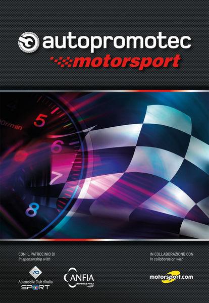 Locandina Autopromotec 2019 Motorsport