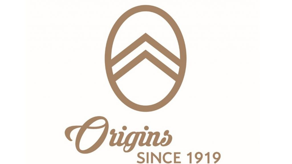 Logo Citroën Origins
