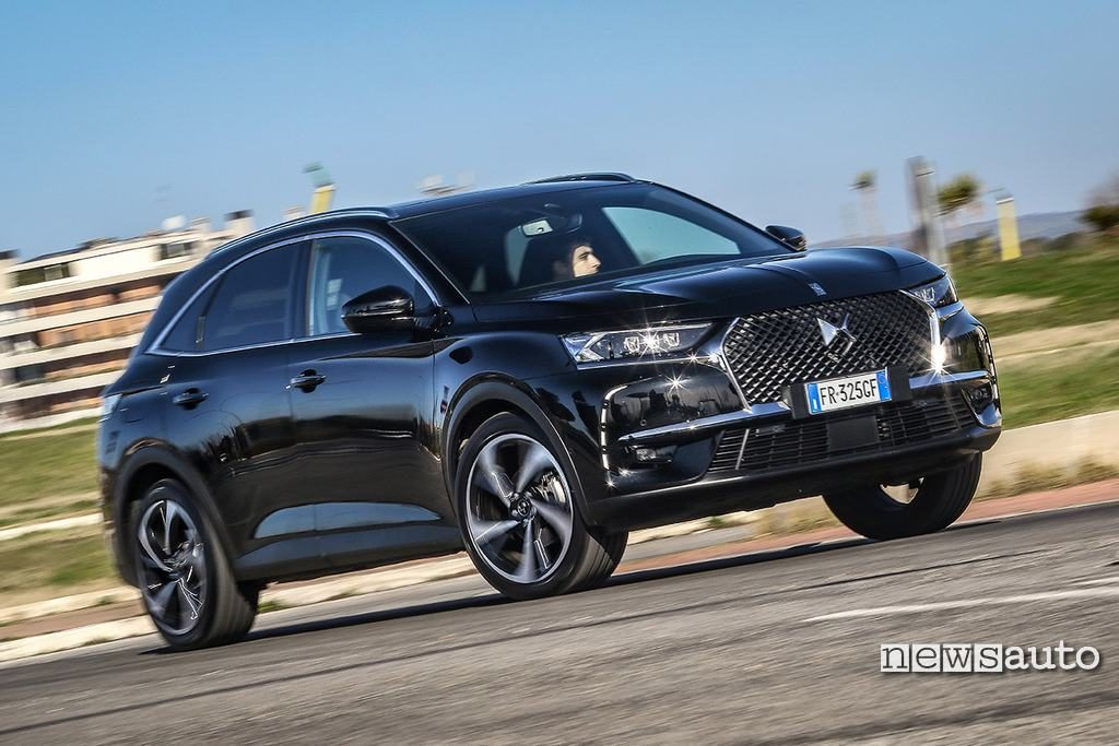 DS Assistance DS 7 Crossback