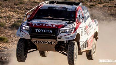 Dakar, Alonso ci prova e fa un test con la Toyota