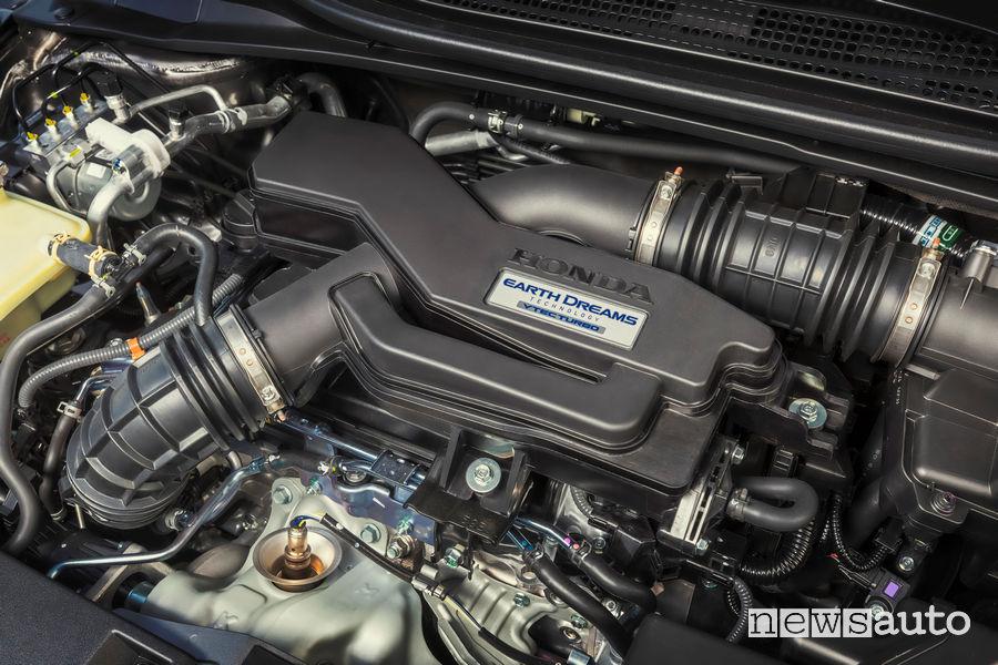 Honda HR-V 2019, vano motore