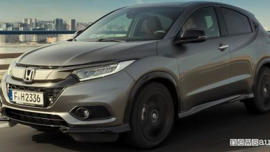 Photo of Honda HR-V 2019, prova del SUV col motore turbo VTEC