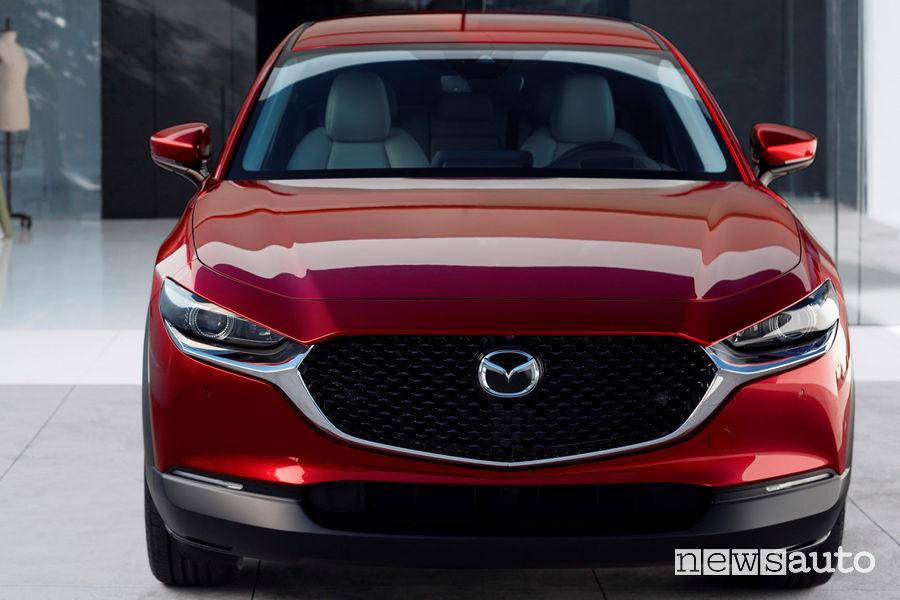 Mazda CX-30, frontale