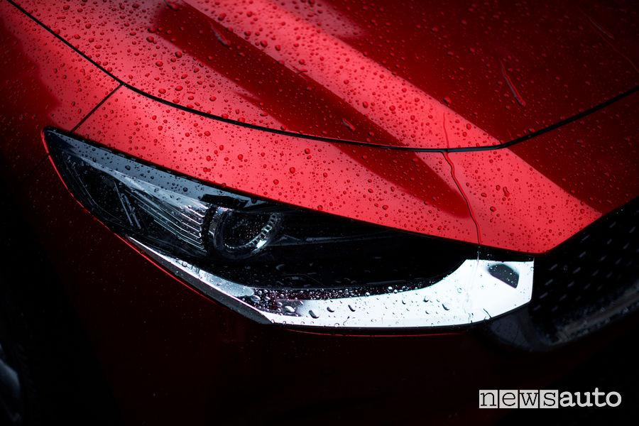 Mazda CX-30, gruppo ottico anteriore