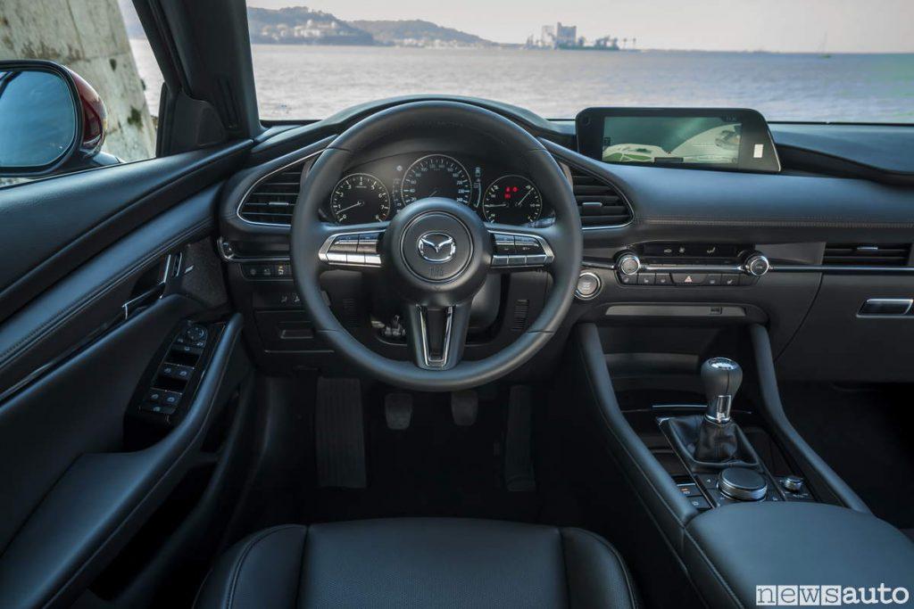 Cruscotto e plancia Mazda3 2019