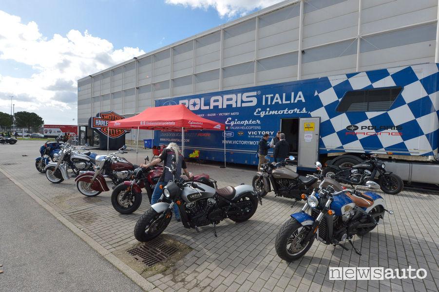 Foto Roma Motodays edizione 2018