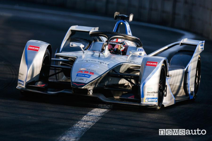 Formula E 2019 Hong Kong Venturi Mortara