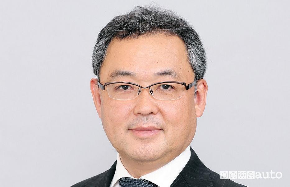 Yasuhiro Aoyama, nuovo Presidente e CEO Mazda Europa