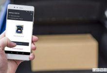 Acquisti auto online pacco consegna in auto