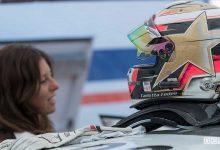 Donne al volante Carlotta Fedeli TCR Endurance