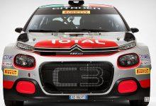Rally Il Ciocco 2019, Citroën debutta nel CIR