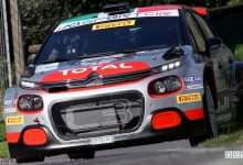 Classifica Rally il Ciocco 2019, podio Citroën