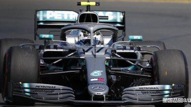F1 2019 CLASSIFICHE gara Australia, doppietta Mercedes