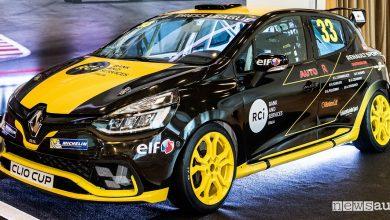 Renault Clio Cup Press League 2019