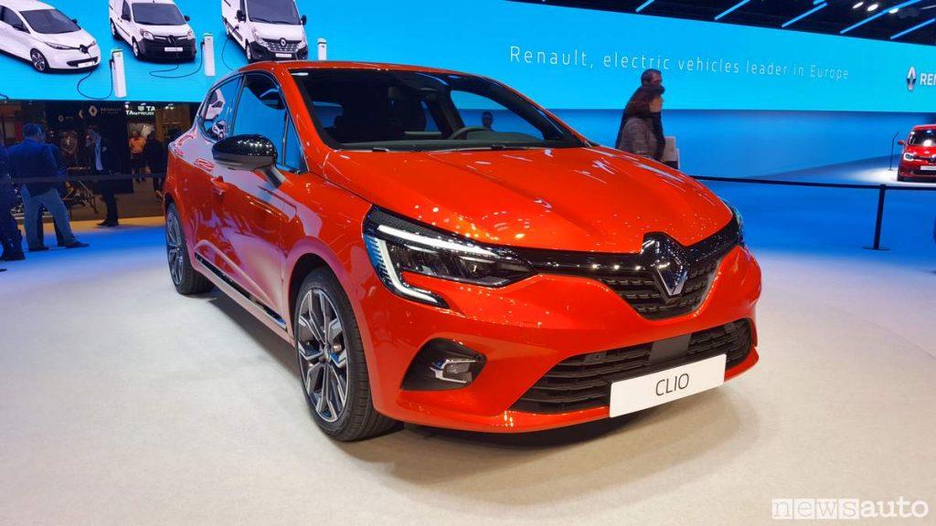 Nuova Renault Clio al Salone di Ginevra 2019
