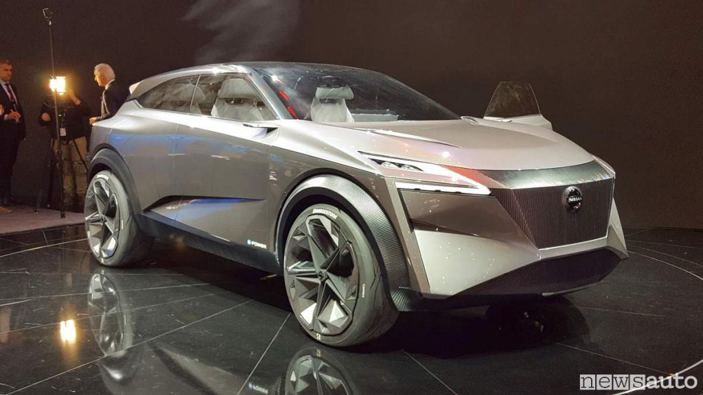 Concept Ginevra 2019 Nissan IMq