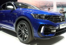 SUV da città Ginevra 2019 Volkswagen T-Roc R