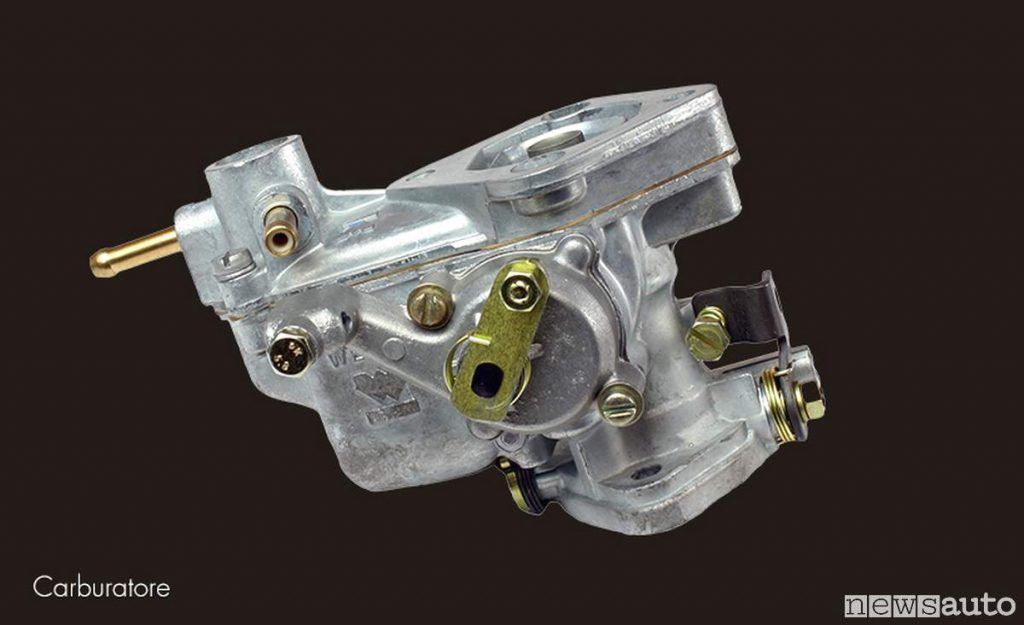 Abarth_carburatore_weber_595_500 da 28 mm