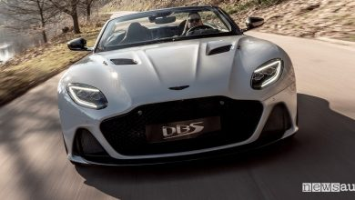 Photo of Aston Martin, nuova DBS Superleggera Volante