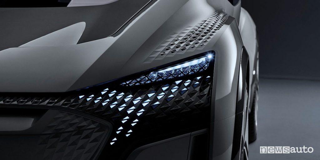 Audi al Salone di Shanghai 2019