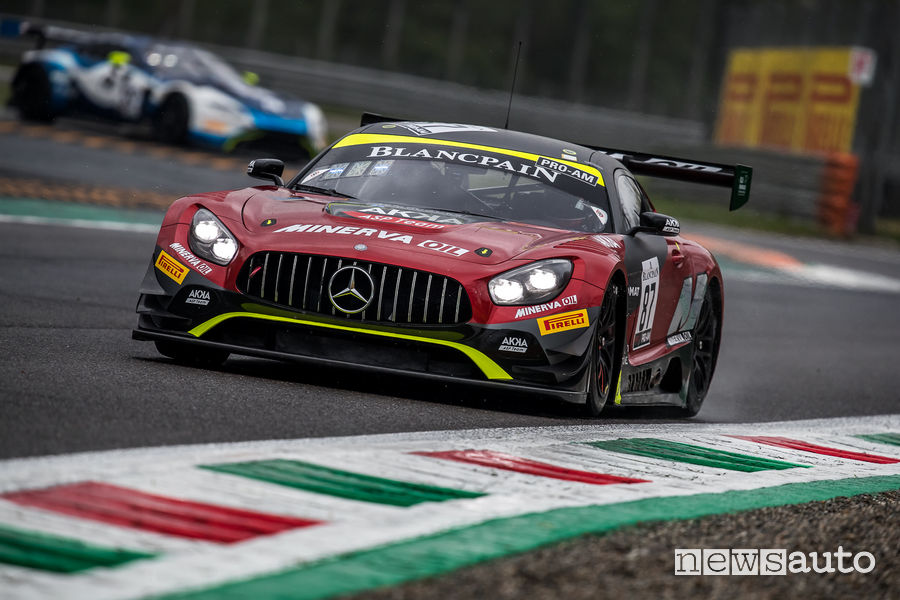Blancpain GT Series Endurance Cup Monza 2019