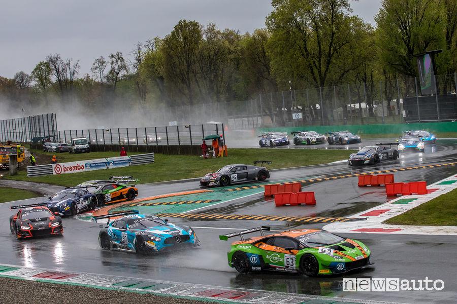 Blancpain GT 2019 Series Endurance Cup Monza 2019