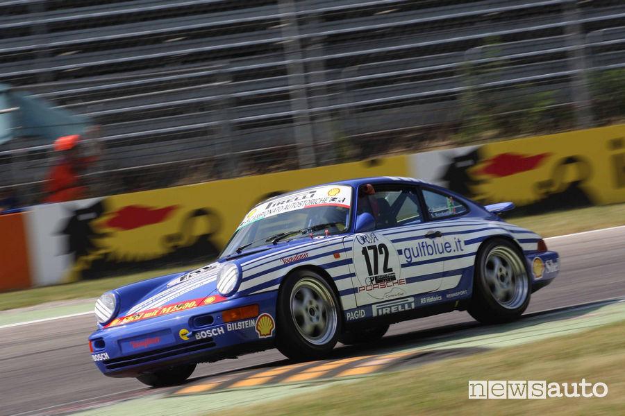 Porsche Carrera 2 4° gruppo (Cesare ed Enrico Rondinelli)