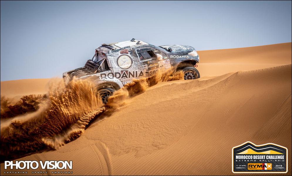 Morocco Desert Challenge, foto edizione 2018