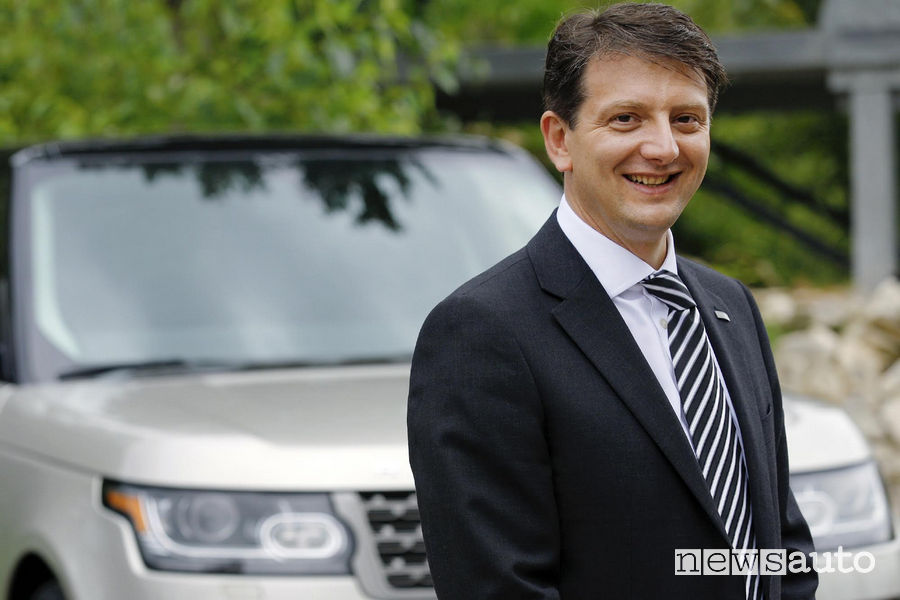 Nick Rogers, Director Group Engineering di Jaguar Land Rover