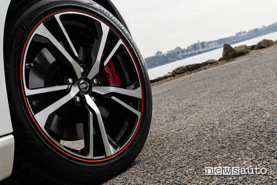 cerchi Nissan 50 Anniversary Edition 370Z