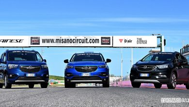 Photo of Circuito di Misano, Opel auto ufficiale