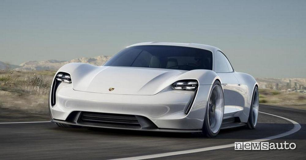Le auto sportive saranno anche ecologiche: Porsche