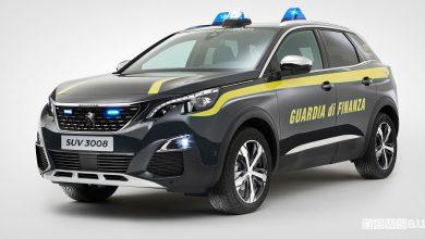 Photo of Peugeot 3008 GT, alla Guardia di Finanza due nuovi modelli