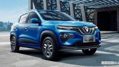 Renault City K-ZE, SUV elettrico economico