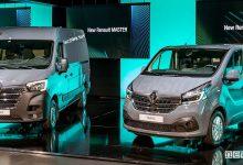 Veicoli commerciali Renault, nuova gamma 2019