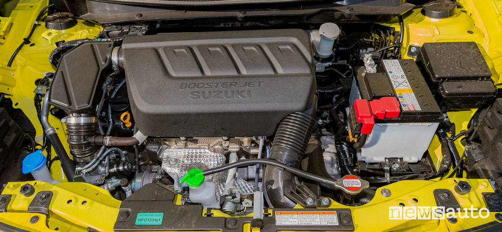 Vano motore Suzuki Swift Sport 1.4 Boosterjet