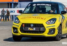Suzuki Rally Italia Talent 2019 Swift Sport