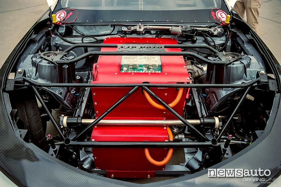 Batteria auto elettrica da corsa Camaro Chevrolet