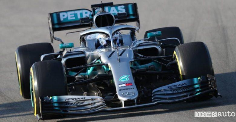 F1 Gp Cina 2019 Valterri Bottas
