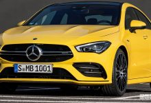 Photo of Mercedes-AMG CLA 35, la nuova sportiva tedesca