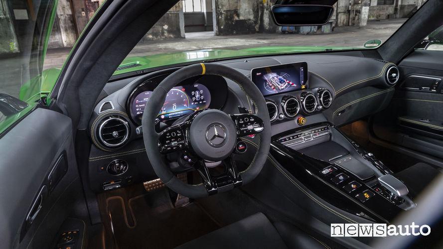 Mercedes AMG GT 2019 AMG GT R interni