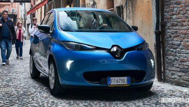 Photo of Noleggio auto elettriche, 25 Renault Zoe a Ferrara