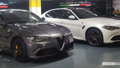 Photo of Noleggio auto sportiva, Giulia Quadrifoglio nella flotta Hertz