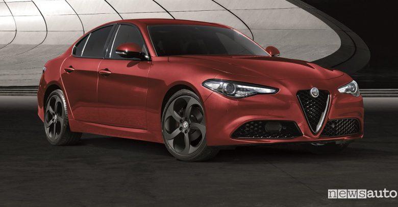Alfa Romeo Giulia Sport-Tech