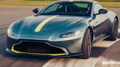 Photo of Aston Martin Vantage, serie limitata AMR