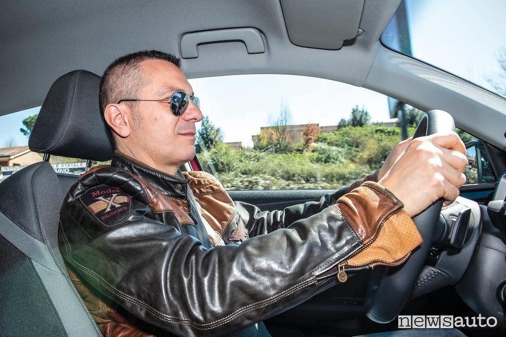 Audi A1 30 DSG 2019 prova con Pierluigi Mancini