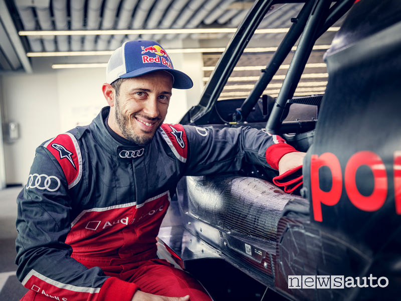 Andrea Dovizioso Audi RS 5 DTM
